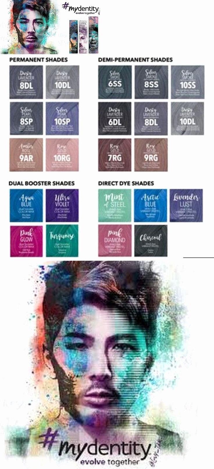 Kenra Demi Color Chart Unique Illustration Hair Ideas