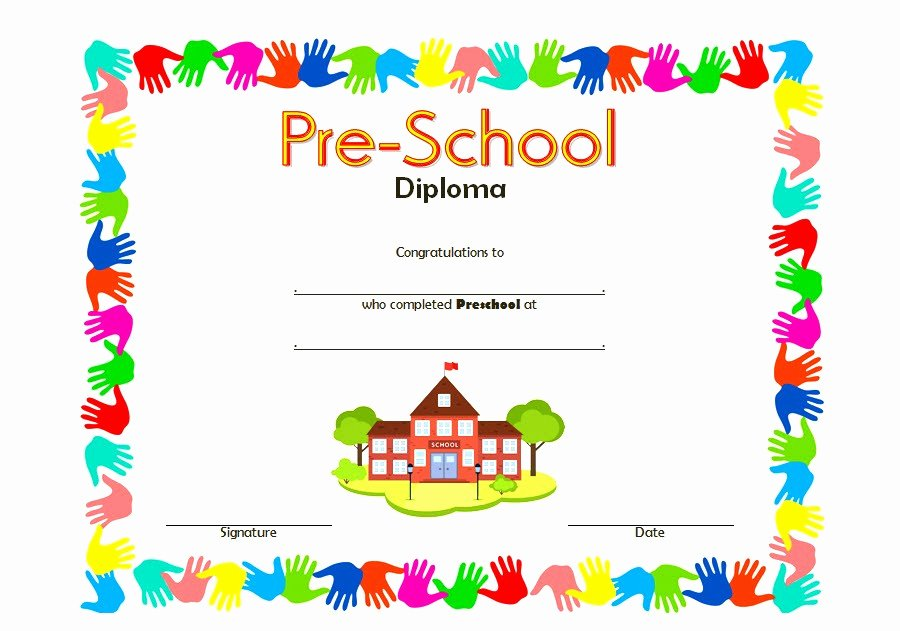 Kindergarten Diploma Template Word Beautiful Certificate format for Mba Internship Eadbfecafbcafce