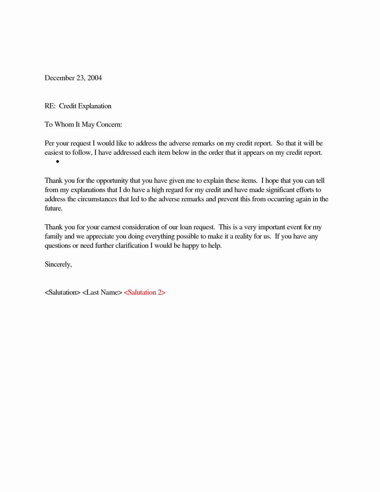 Late Payment Explanation Letter for Mortgage Awesome Letter Explanation