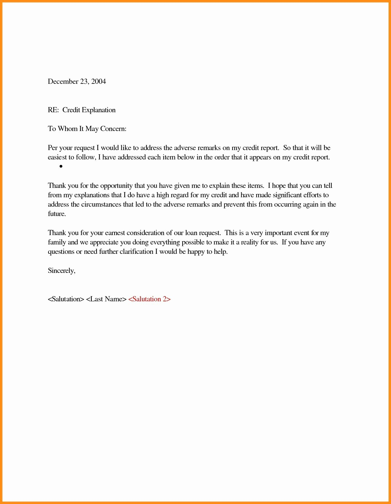 Late Payment Explanation Letter for Mortgage Best Of Explanation Letter Sample for Discrepancy Archives