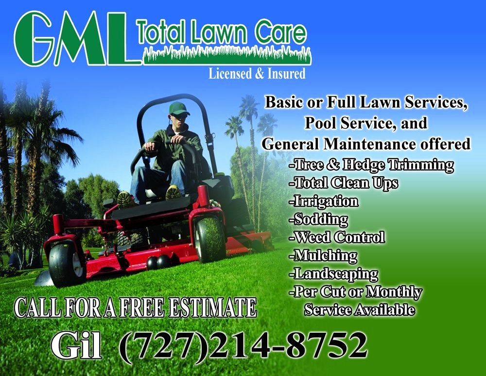 Lawn Care Flyers Free Awesome Lawn Care Gml total Lawn Care Flyer