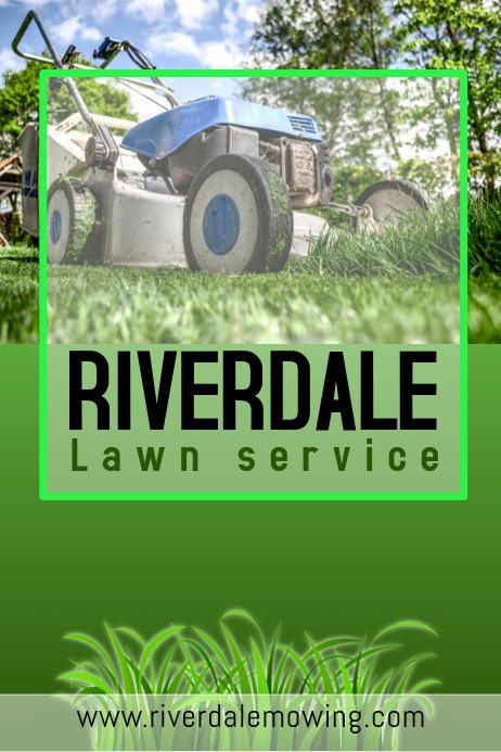 Lawn Care Flyers Free Lovely Lawn Service Flyer Template