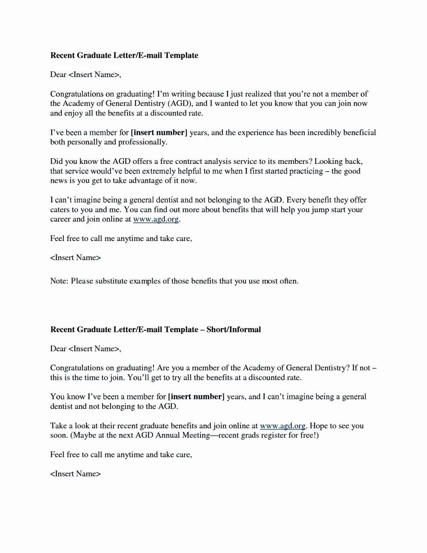 Letter for Graduation Beautiful Graduation Congratulations Letter Template Template