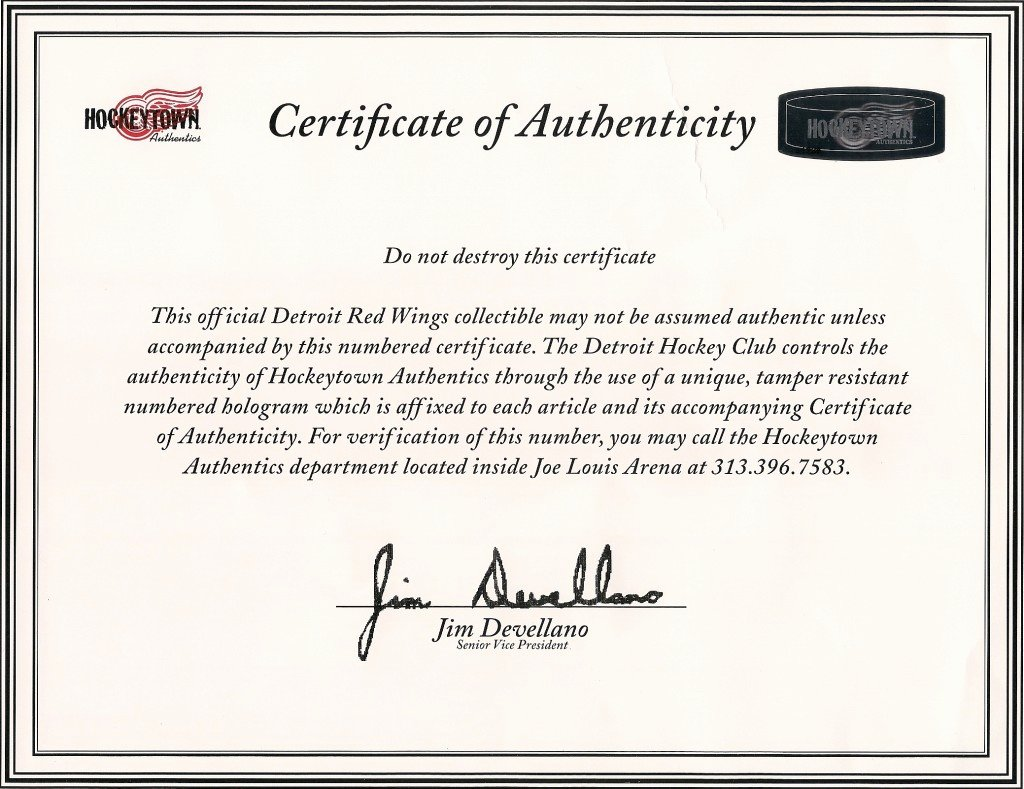 Letter Of Authenticity Samples Elegant when Does Your Letter Of Authenticity Matter
