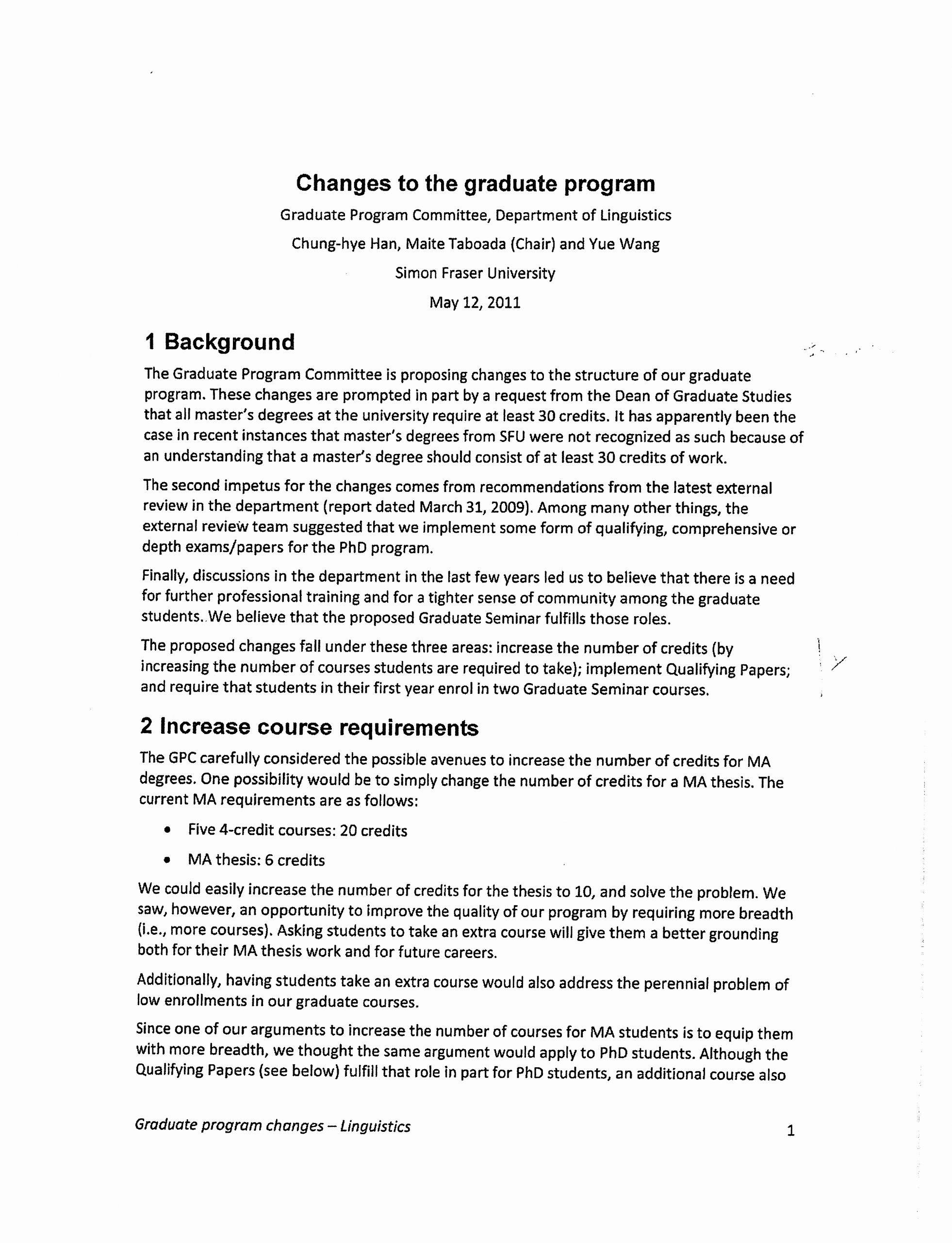 Letter Of Intent Sample for Grad School Awesome Statement Of Intent Grad School Successful Sample