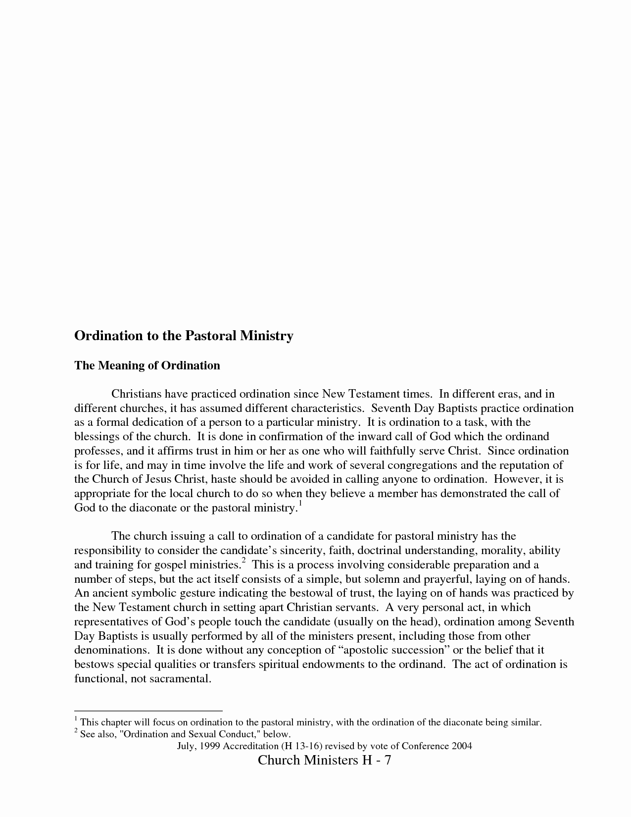 Letter Of ordination Template Luxury formal Latter Invition News Ucluzformal Letter Template