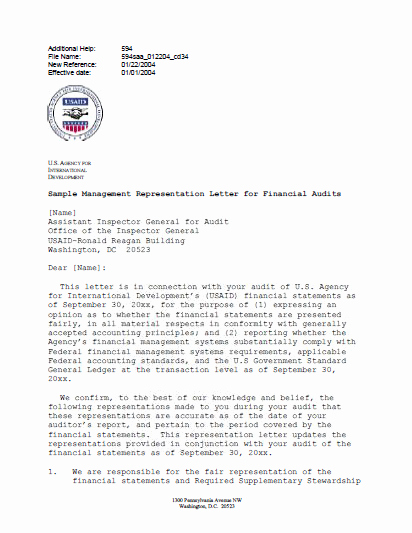 Letter Of Representation Inspirational Ads Reference 594saa