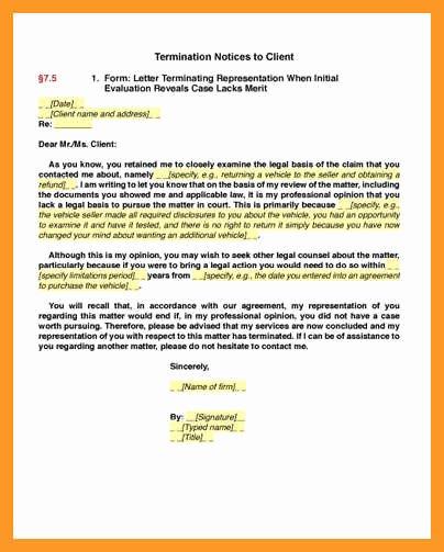 Letter Of Representation Sample attorney Best Of 9 10 Sample Legal Representation Letter