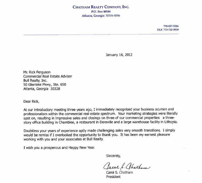 Letter Of Representation Sample attorney New Representation Reference Letter It Pays to Do Good Work