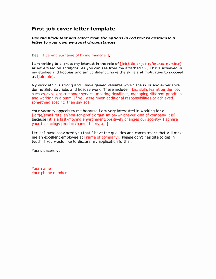 Letter Of Unemployment Unique Unemployed Cover Letter Template In Word and Pdf formats