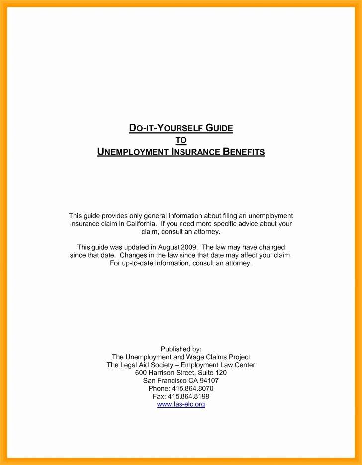 Letter Of Unemployment Verification New Unemployment Verification Letter Filename Example