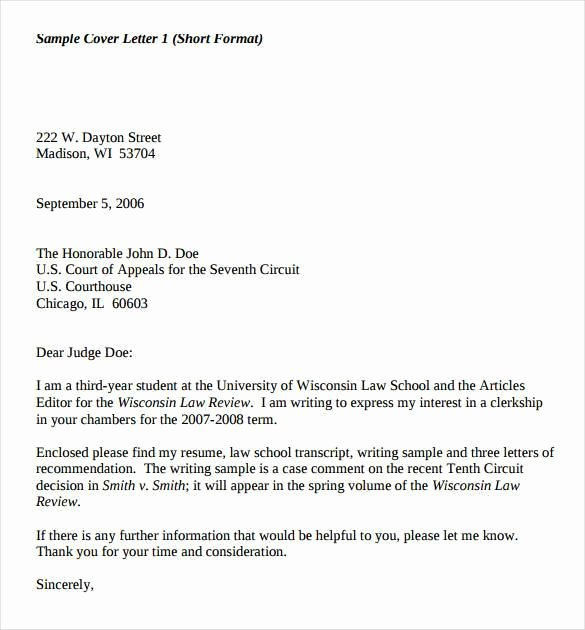 Letter to the Editor Template for Students Elegant 55 Cover Letter Templates Pdf Ms Word Apple Pages