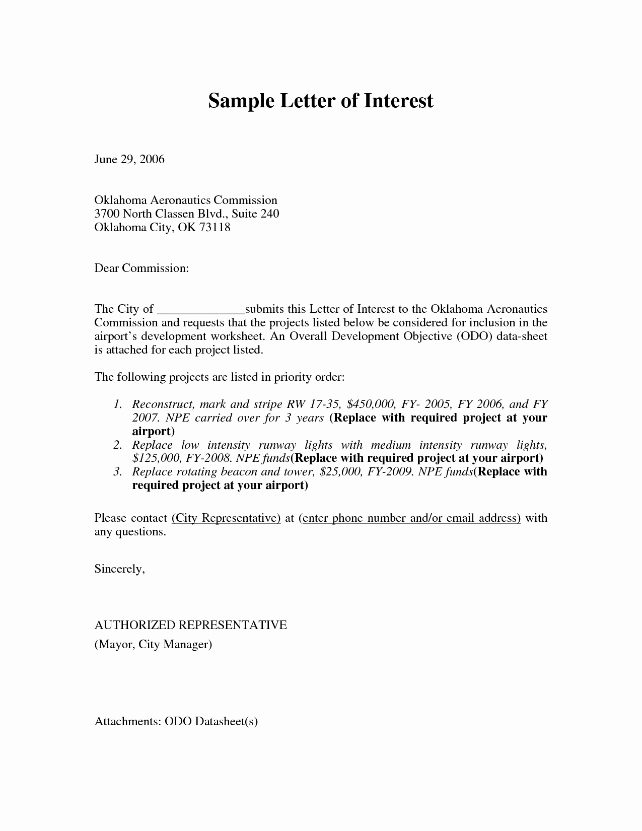 Letters Of Interest for Teaching Luxury 12 Ways to Write A Letter Of Interest Example