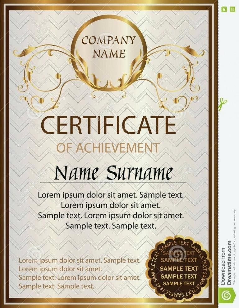 Life Saving Award Template Unique Template Life Saving Award Certificate Template