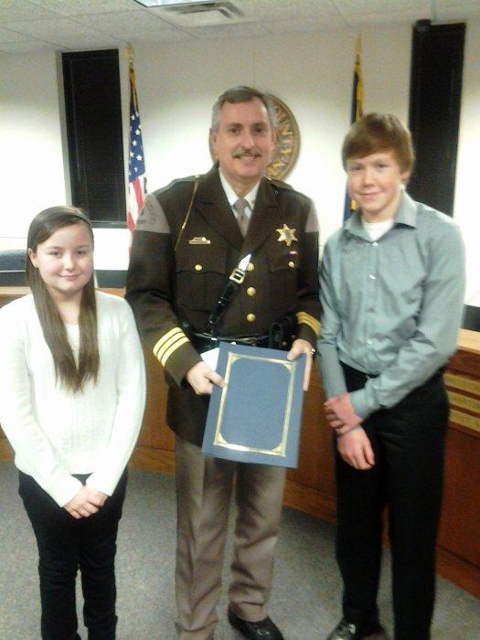 Life Saving Award Wording Inspirational Cmu Abduction Children Receive Life Saving Award