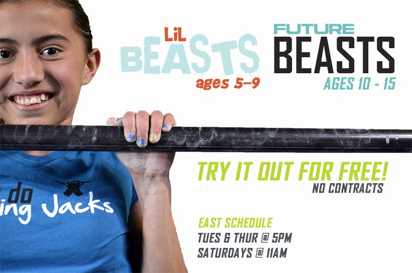 Life Time Fitness Mission Statement Fresh Lil Beasts and Teen Fitness Crossfit 915crossfit 915
