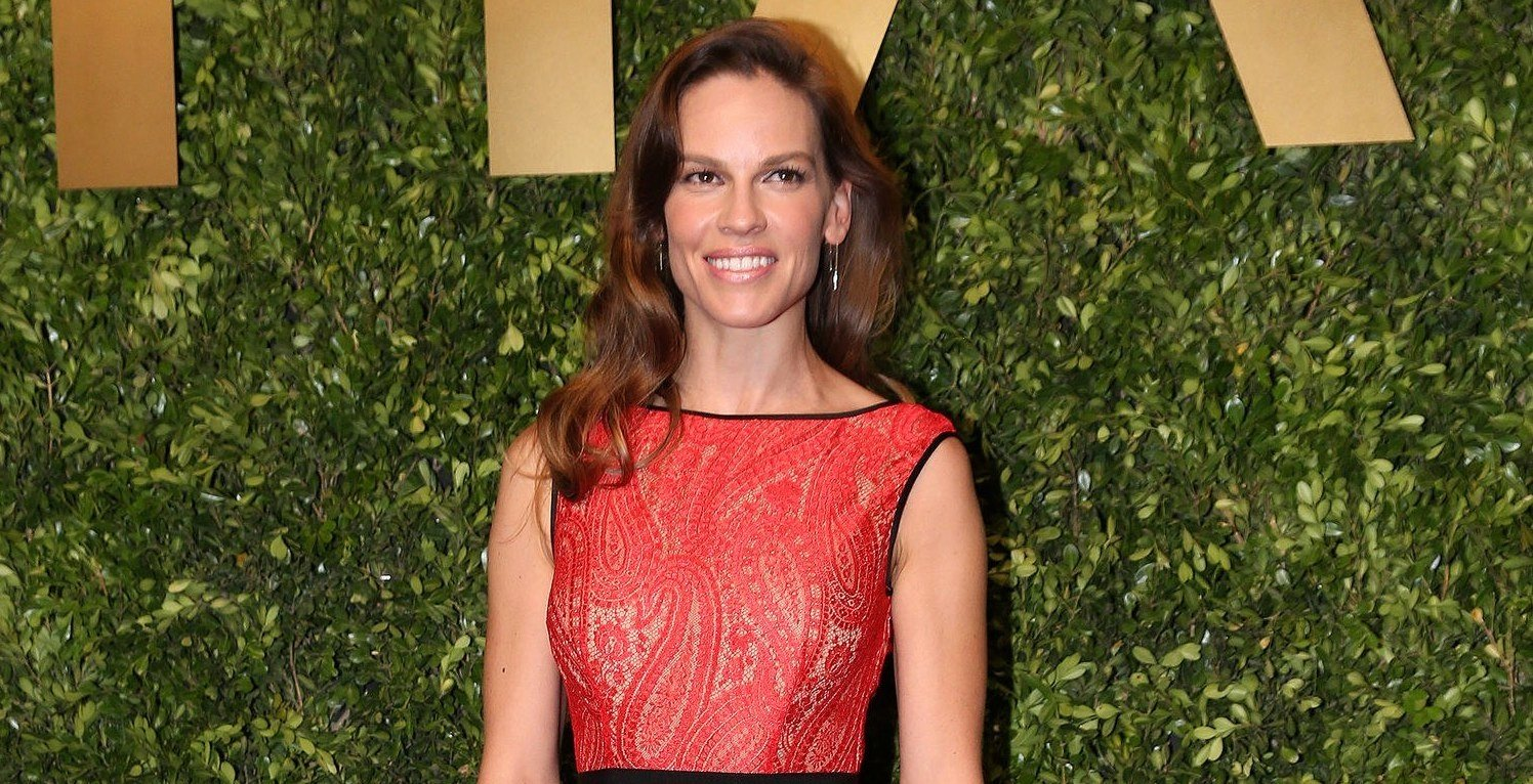 Life Time Fitness Mission Statement Unique Hilary Swank Launches Mission Statement athleisure Line