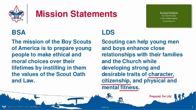 Lifetime Fitness Employee Mission Statement Best Of Eleven Year Old Scouting Eyos First Year Scouting the
