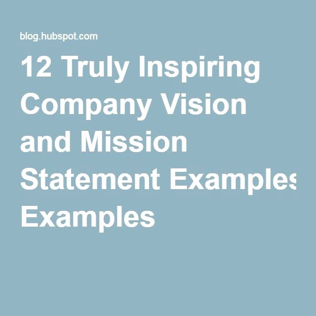 Lifetime Fitness Mission and Vision Statement Elegant top 25 Best Mission Statement Examples Ideas On Pinterest