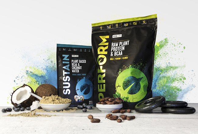 Lifetime Fitness Mission Awesome Vegan Supplements Pany Ditches Plastic for