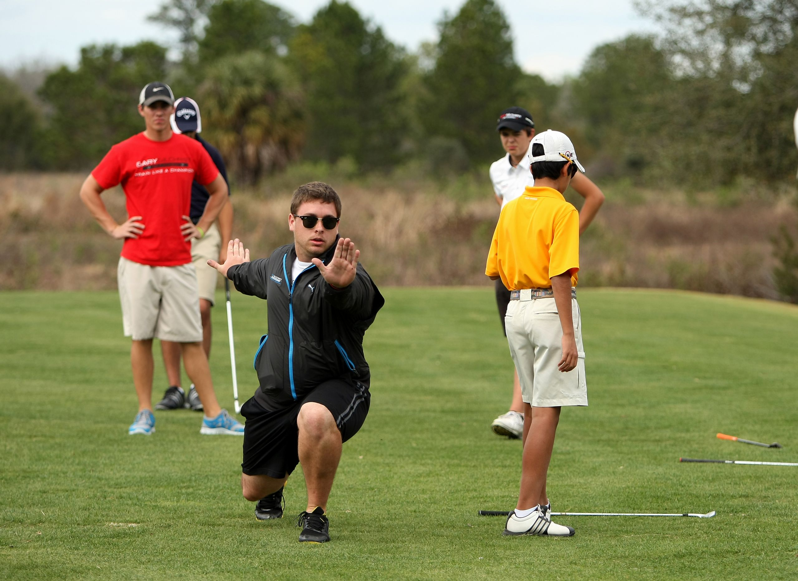 Lifetime Fitness Mission Fresh Junior Academies A Life totally Focused On Golf