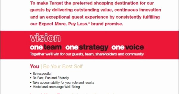 Lifetime Fitness Vision Statement Lovely Tar Mission and Vision Statement