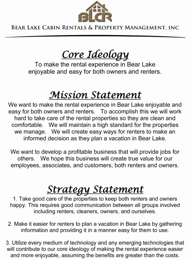 Lifetime Mission Statement Inspirational Lifetime athletic Mission Statement 5
