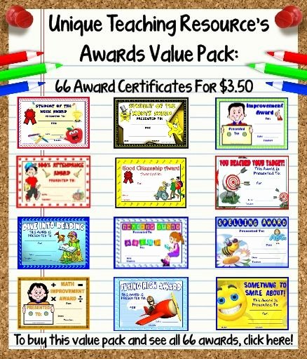 List Of Funny Awards for Students Awesome Awards and Certificates for Students