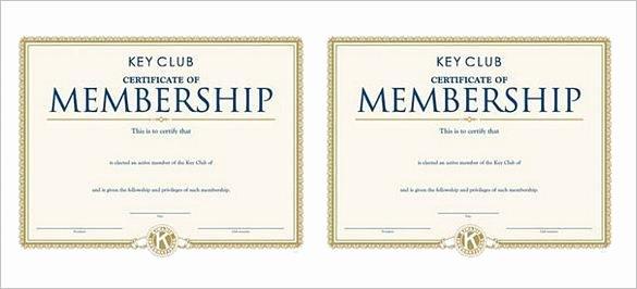 Llc Membership Certificate Template Awesome 15 Membership Certificate Template Free Download