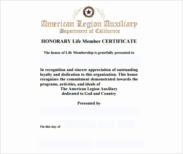 Llc Membership Certificate Template Free New 23 Membership Certificate Templates Word Psd In
