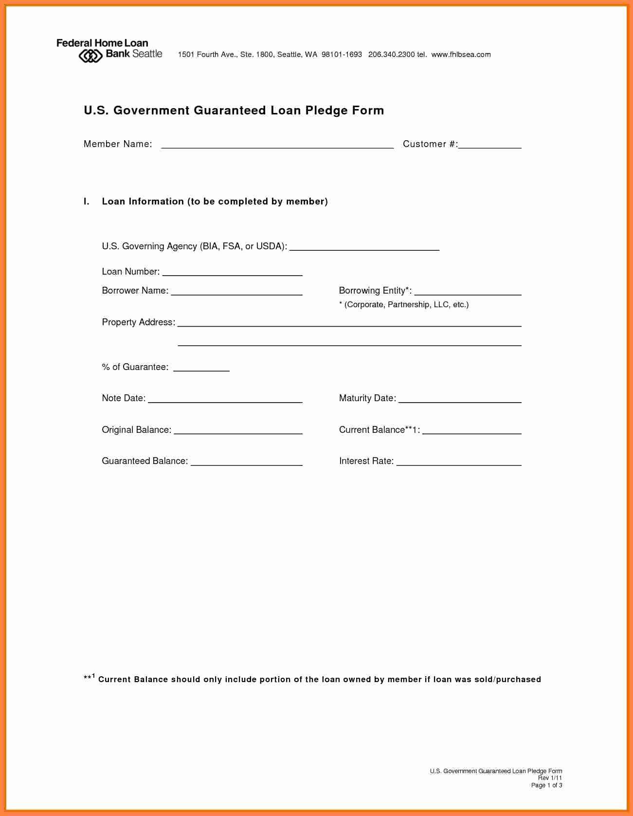 Loan Agreement Between Friends Template Fresh 5 Sample Loan Agreement Between Two Parties