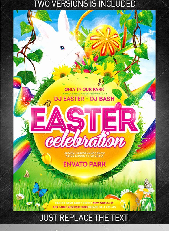 Lost Pet Template Google Docs Awesome Easter Flyer Template 28 Download Documents In Vector
