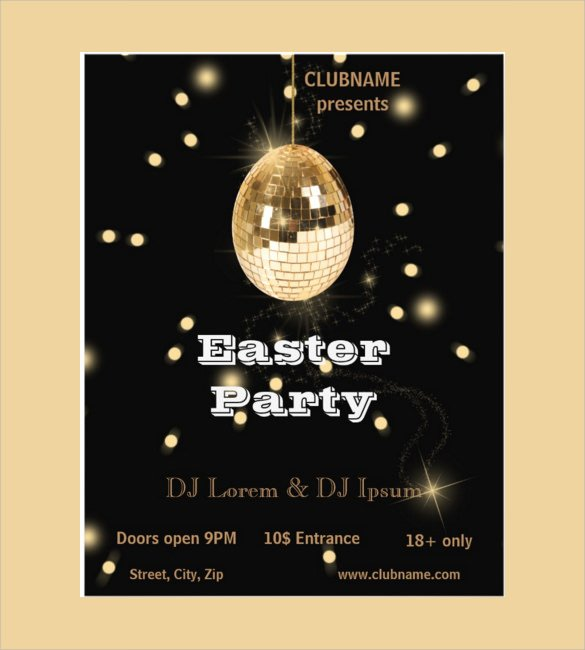 Lost Pet Template Google Docs Beautiful Easter Flyer Template 28 Download Documents In Vector