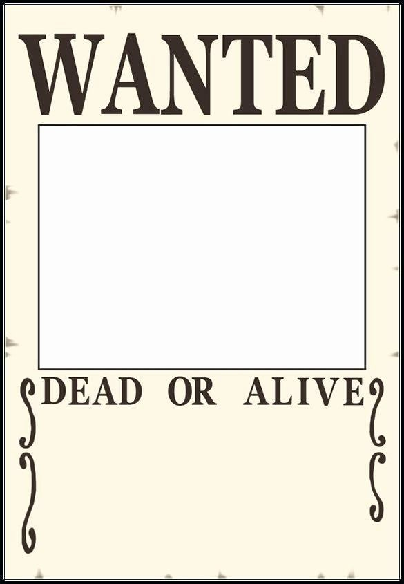 Lost Pet Template Google Docs Fresh Most Wanted Template Poster – Highendflavors