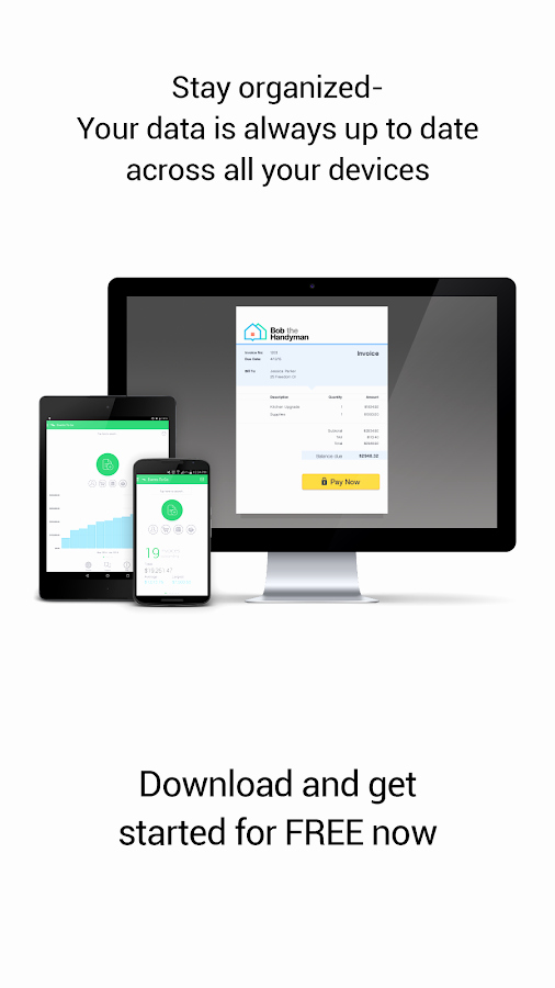 Lost Pet Template Google Docs Inspirational Invoice & Estimate Invoice2go android Apps On Google Play