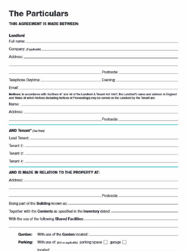 Lost Wages form Template Unique Go Line for Free Tenancy Agreement form