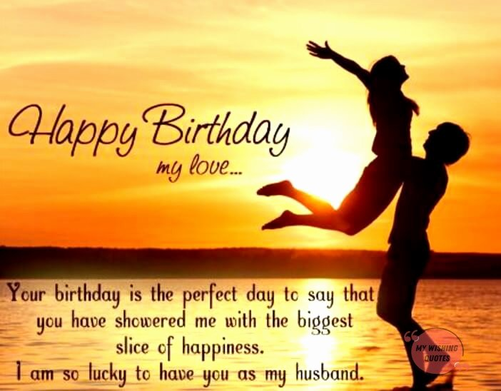 Love Letter to My Husband On His Birthday Fresh Romantic Birthday Wishes for Husband Happy Birthday