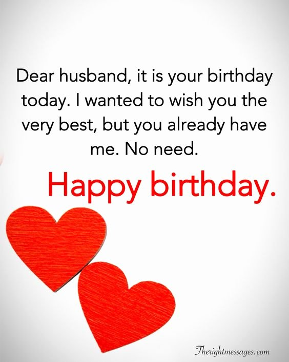 Love Letter to My Husband On His Birthday Lovely 28 Birthday Wishes for Your Husband Romantic Funny