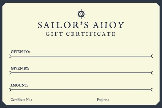 Magazine Subscription Gift Certificate Template New Coffee Shop Gift Certificate Templates by Canva
