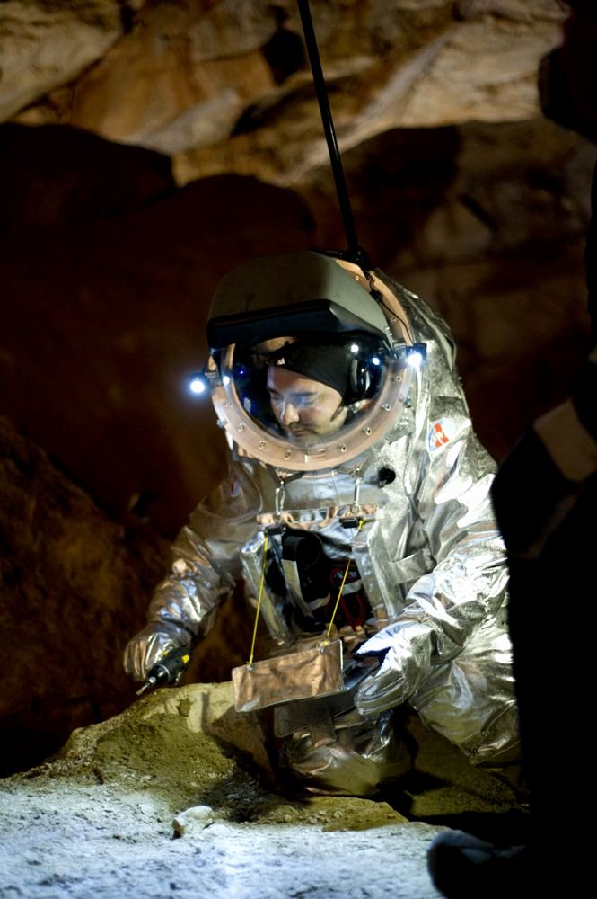 Mammoth P Free Sample Luxury the Aouda X Spacesuit Tests Were Part Of A 5 Day Mars
