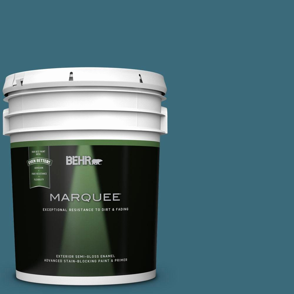 Mammoth P Free Sample New Behr Marquee 5 Gal S460 6 Mammoth Mountain Semi Gloss
