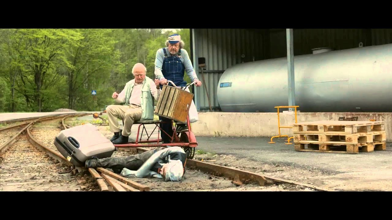 Man Of the Year Movie Online New the Hundred Year Old Man Uk Trailer