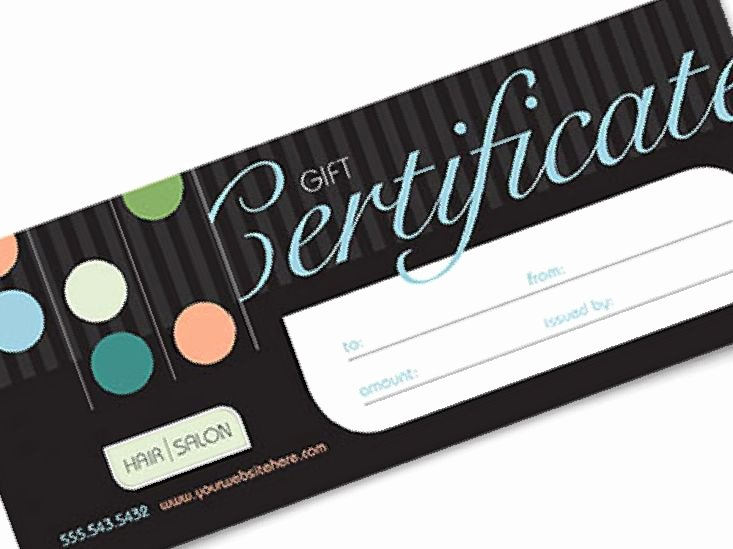 Mani Pedi Gift Certificate Template Elegant 30 Nail Gift Certificate Design Stylepics