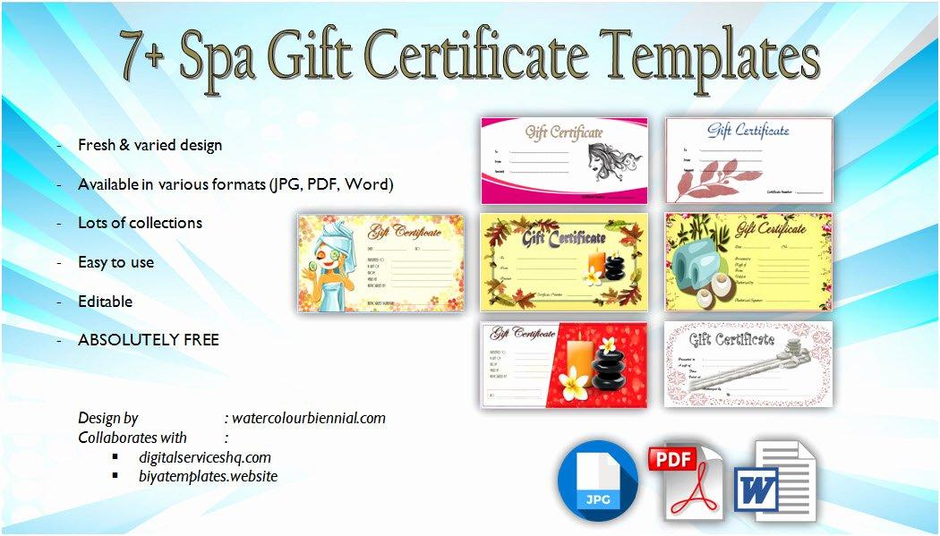 Mani Pedi Gift Certificate Template Elegant First Haircut Certificate Template [9 Cute Designs Free
