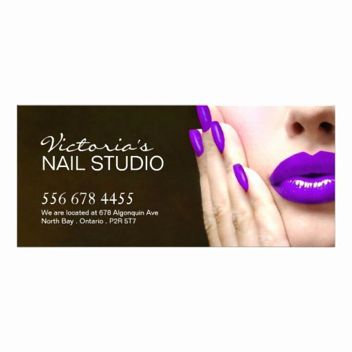 Manicure Gift Certificate Template Best Of Nail Technician Gift Certificate Rack Card Template
