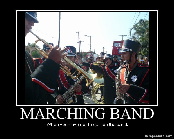 Marching Band Funny Pictures Awesome Quotes About Marching Band Drumline Quotesgram