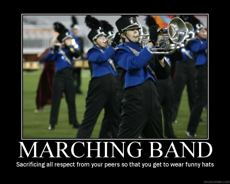 Marching Band Funny Pictures Inspirational Funny Band Director Quotes Quotesgram