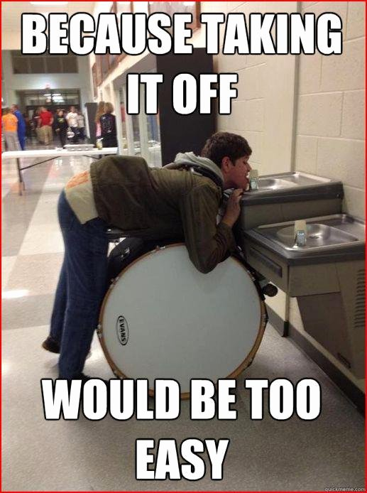Marching Band Funny Pictures Lovely Funny Marching Band Drumline Quotes Quotesgram
