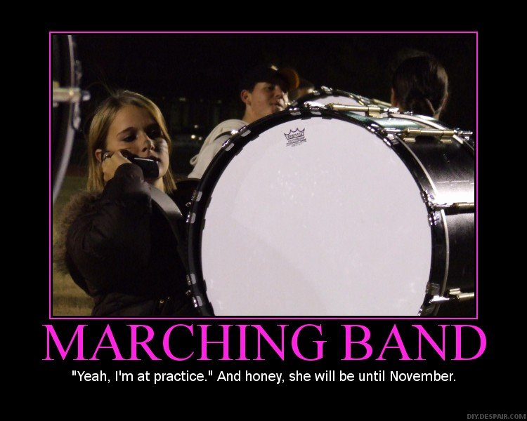 Marching Band Funny Pictures Unique Fun Marching Band Quotes Quotesgram