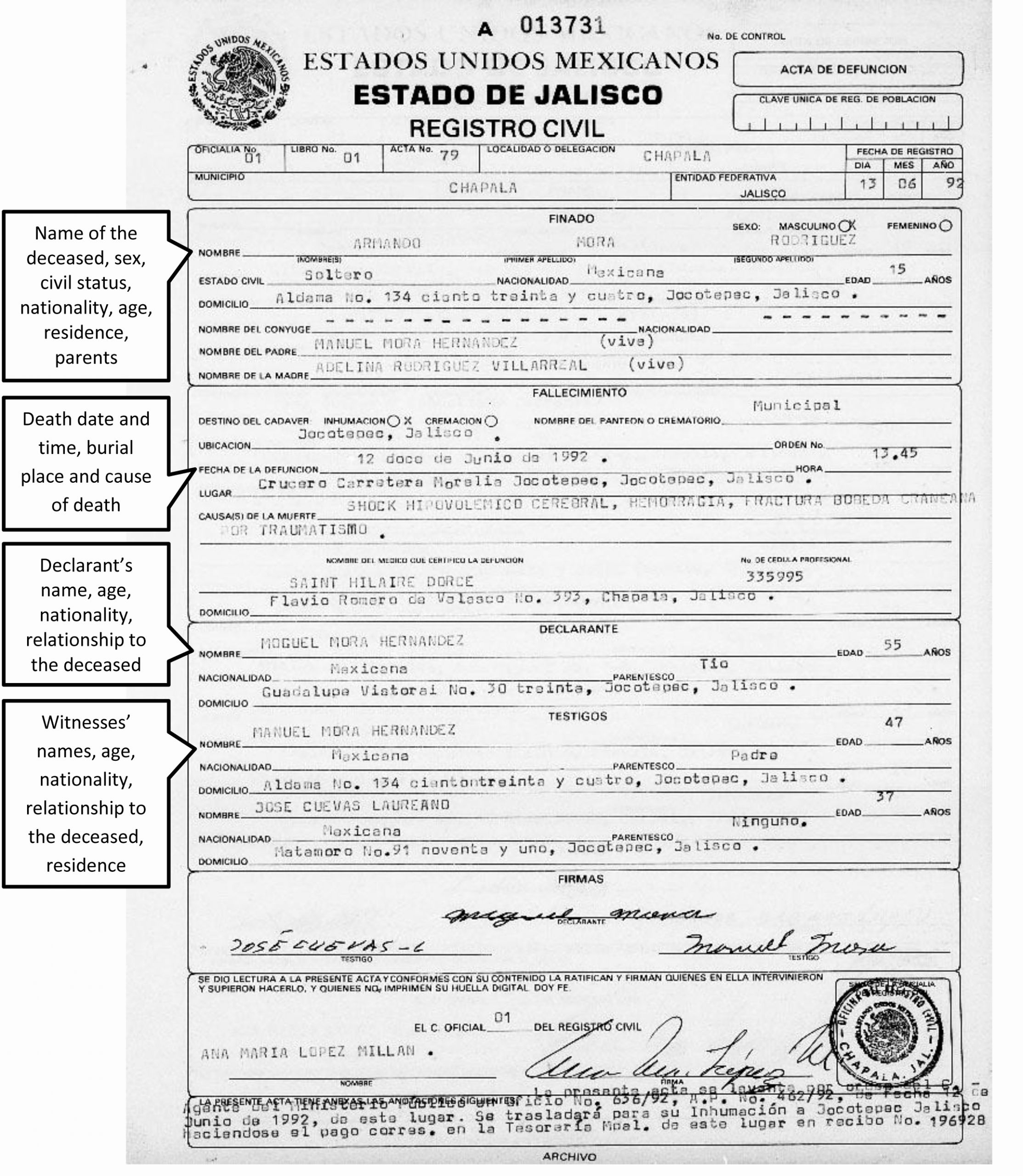 Marriage Certificate Translation From Spanish to English Template Awesome Best S Of Mexico Birth Certificate Template Mexican